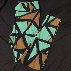 Tall & Curvy leggings